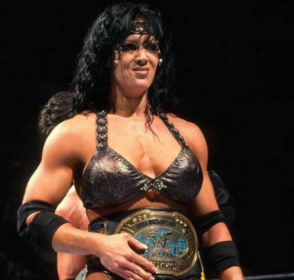 Chyna vs chris jericho 2 - 1 1