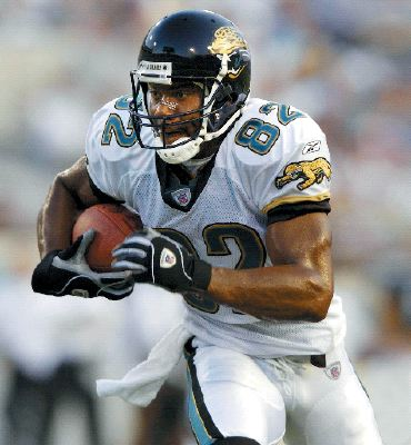 Jimmy Smith To Be Inducted Into Pride Of The Jaguars