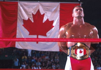 wcw-lance-storm-canadian-flag