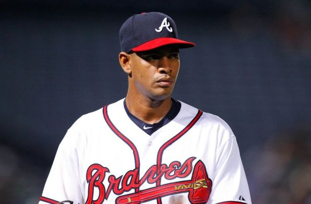 MLB: Miami Marlins at Atlanta Braves
