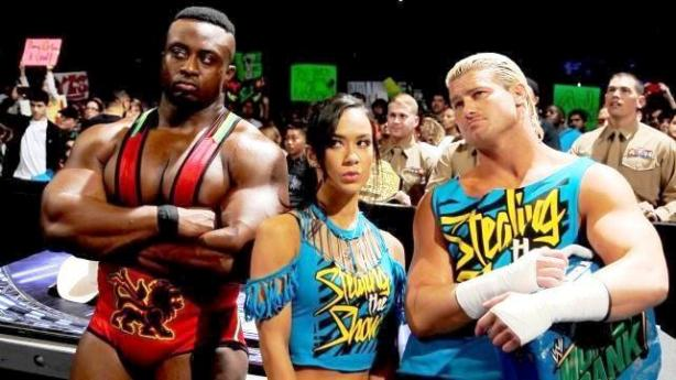 big-e-langston-with-dolph-ziggler-and-aj-lee