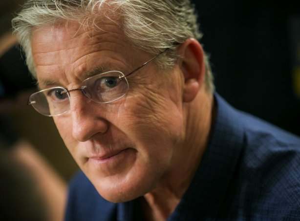 NFL Meetings Press Conference Pete Carroll