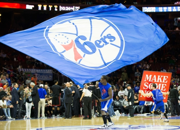 NBA: Miami Heat at Philadelphia 76ers