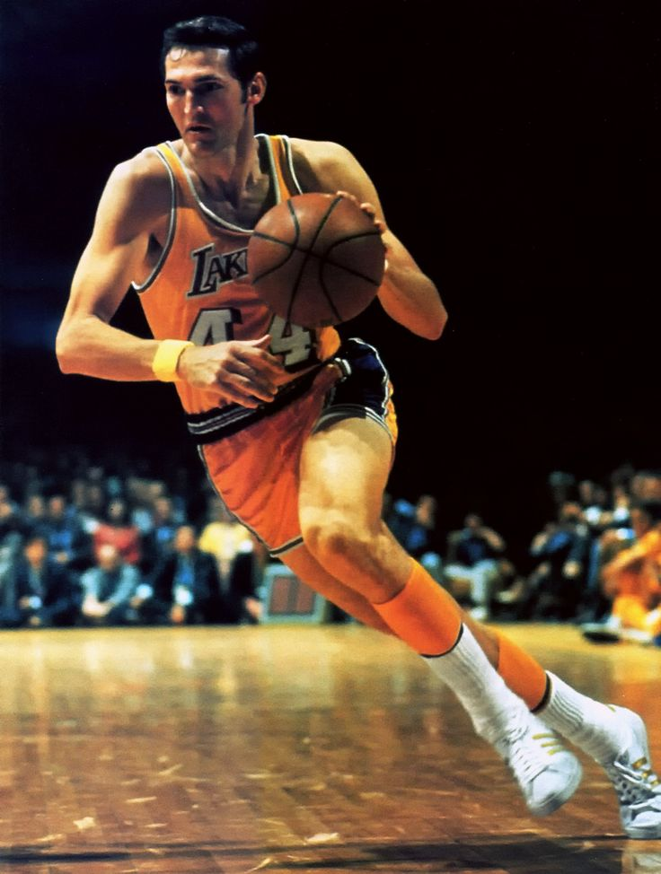Jerry West Wishes Nobody Knew He Was The Inspiration For NBA Logo