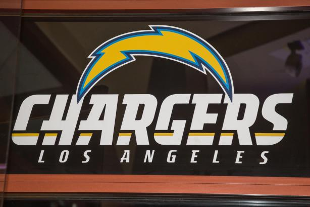 LA Chargers Draft Party.