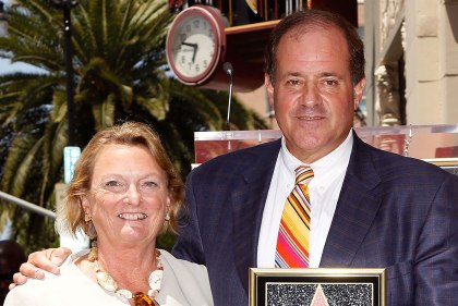 ESPN's Chris Berman Honored With Star On The Hollywood Walk Of Fame