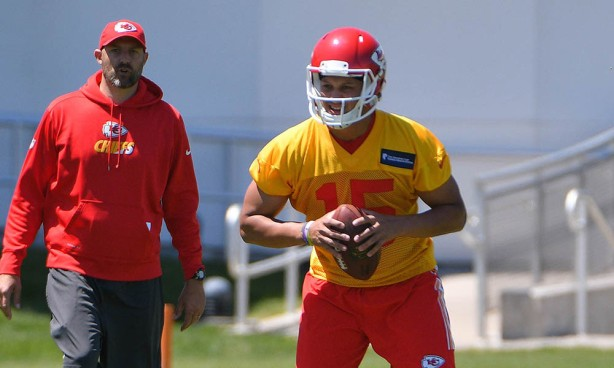NFL: Kansas City Chiefs-Rookie Minicamp