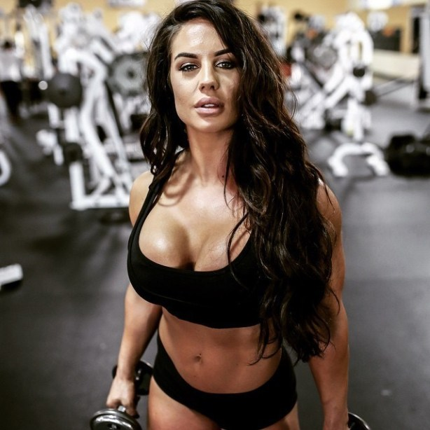 Kaitlyn (WWE) nudes (85 photo), video Ass, Twitter, braless 2015