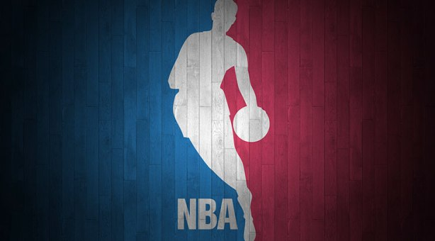 nba-logo-on-wood