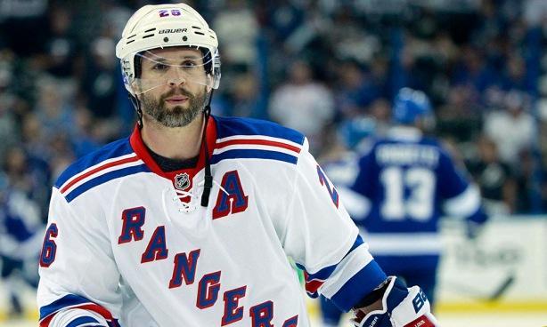 USP NHL: STANLEY CUP PLAYOFFS-NEW YORK RANGERS AT S HKN USA FL