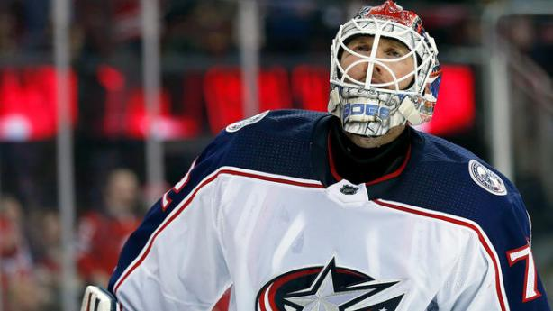 2f712cb88  Slim  chance Panthers trade for Bobrovsky before deadline