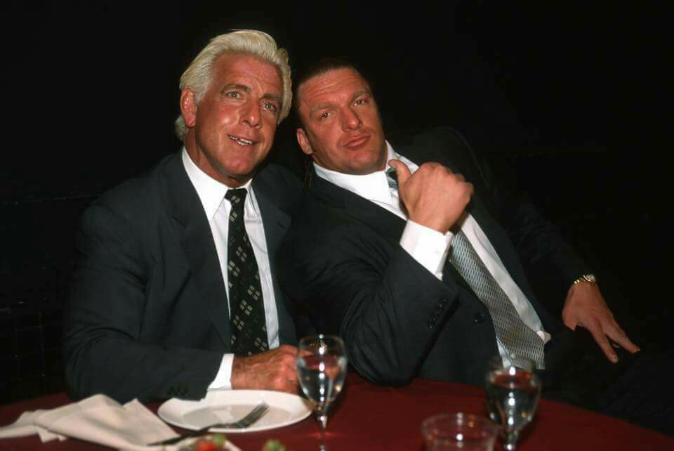 """Ric Flair Hopes To See Triple H Have """"A Huge Retirement Match"""" 